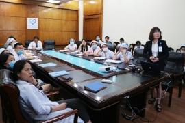 Bệnh viện Đa khoa Tâm Trí Đà Nẵng phát động chương trình 6S