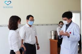 Tâm Trí Đà Nẵng đẩy mạnh xây dựng văn hóa 6S