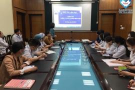 Hội thảo: khóa học quản lý chất lượng bệnh viện