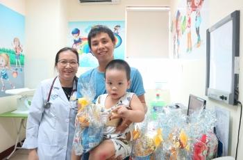 Vui tết thiếu nhi cùng bệnh viện Tâm Trí Đà Nẵng