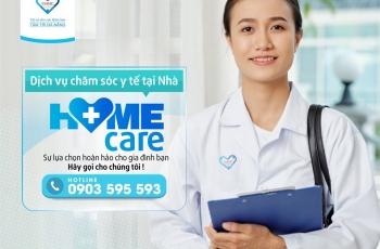 Chăm sóc sức khỏe tại nhà và lợi ích