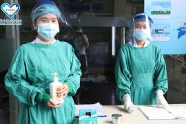 Phòng lây bệnh COVID - 19 tại Bệnh viện Đa khoa Tâm Trí Đà Nẵng