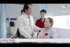 Bệnh nhân Tâm Trí Đà Nẵng bất ngờ vì được nhận hoa mừng 8/3 ngay trên giường bệnh