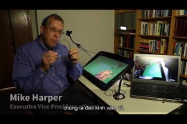 HOLOGRAMS ADD DIMENSION TO LEARNING